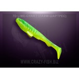 Съедобная резина CRAZY FISH