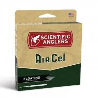 SCIENTIFIC ANGLERS Нахлыстовый шнур Air Cel  Yellow WF-  7F